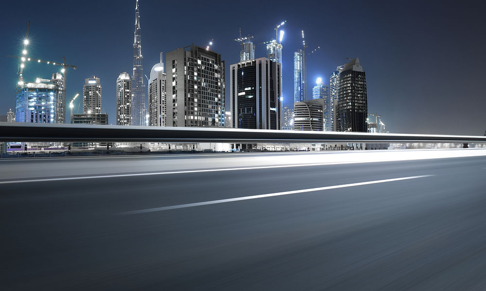 Dubai RTA Plan to Enhance Dubai's Roads