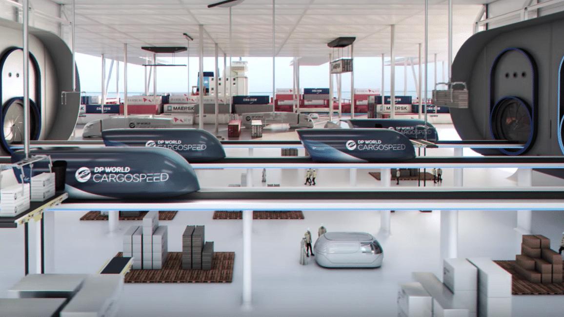 Sultan Ahmed bin Sulayem is New Chairman of Virgin Hyperloop One