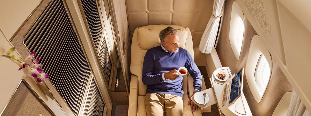 Emirates First Class Suite to Debut on Vienna Route