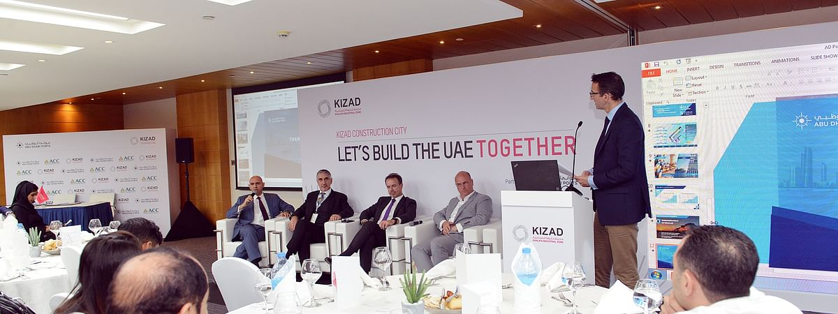 KIZAD Construction City Expands Offerings