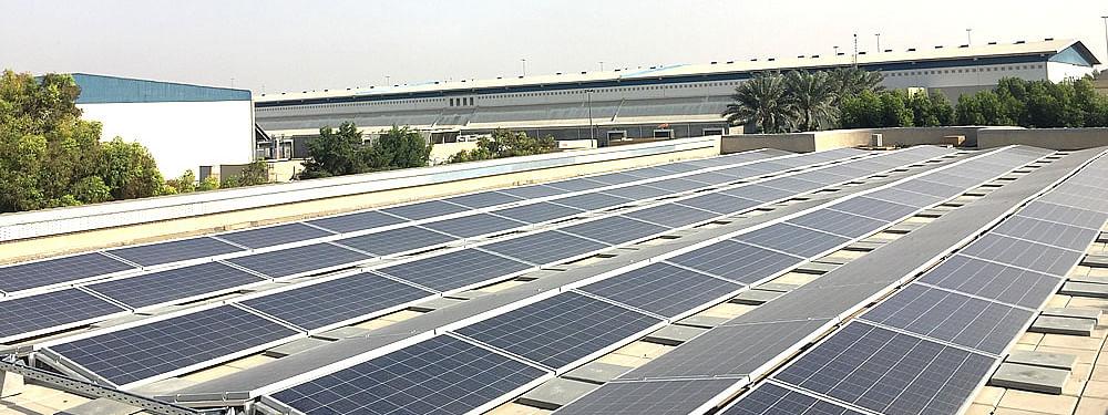 DP World Headquarters Achieves Carbon Neutrality