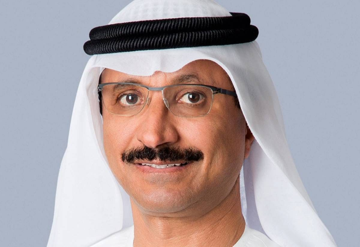 Sultan bin Sulayem, Chairman of DP World and Virgin Hyperloop One