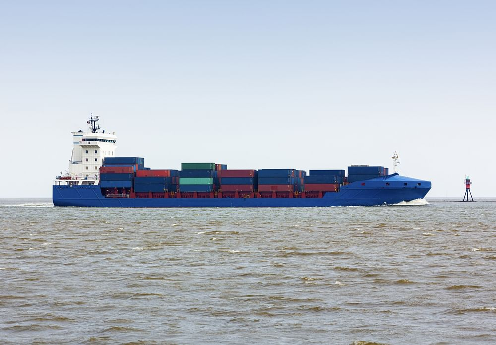 Feeder vessels are much smaller than the average boxship, but allow much greater dexterity in service offerings
