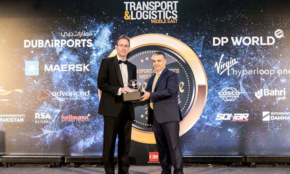 Serco Middle East Named 'Transport Solutions Provider of the Year'