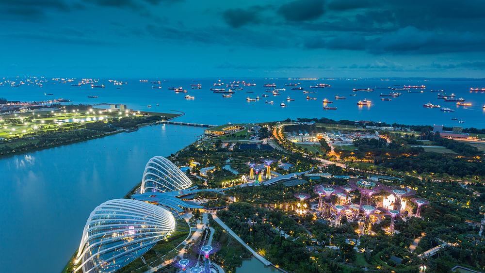 COSCO & PSA to Build New Singapore Berths