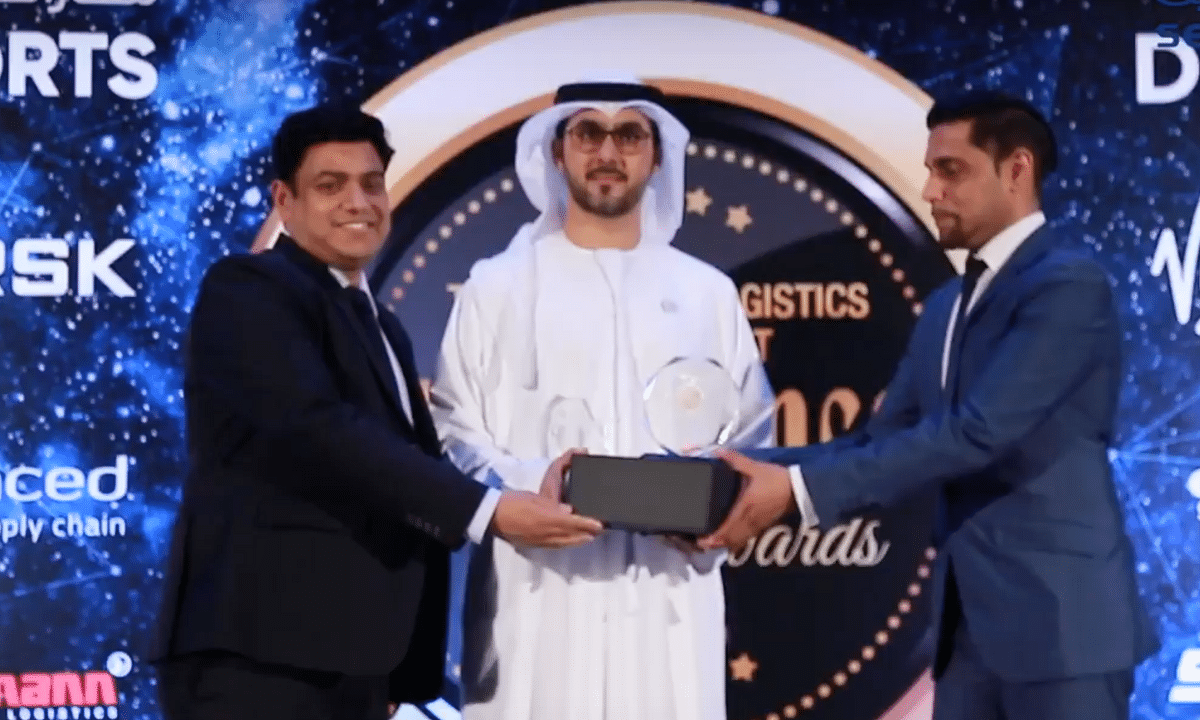 Watch: SecureTech Scoop Prize at TLME Awards