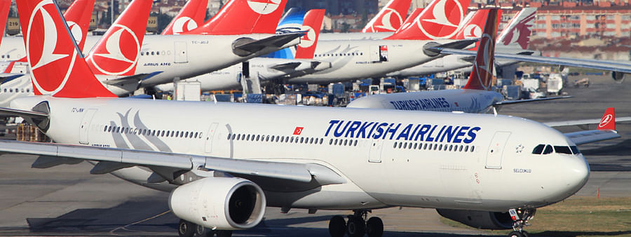 Turkish Airlines Achieves 83.4% Load Factor in October
