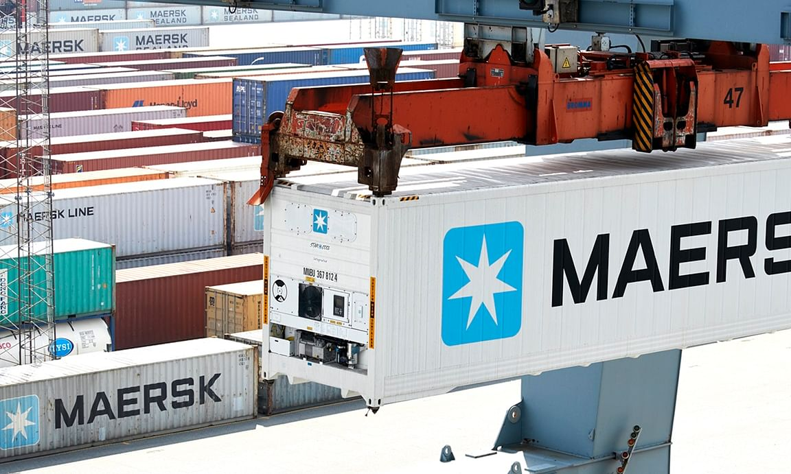 Maersk is First to Launch Instant Booking Confirmations