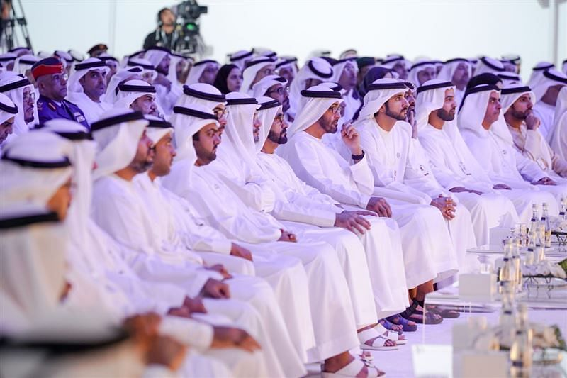 HH Sheikh Mohammed oversees the seven strategies