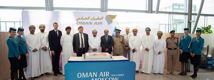 Oman Air Starts Daily Direct Service to Moscow