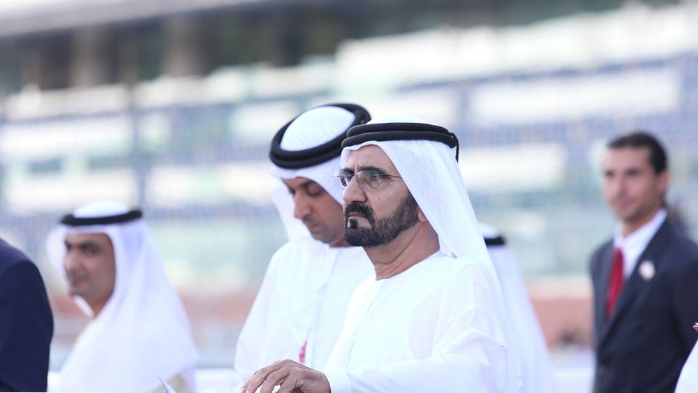 Sheikh Mohammed Oversees Seven Strategies for Dubai