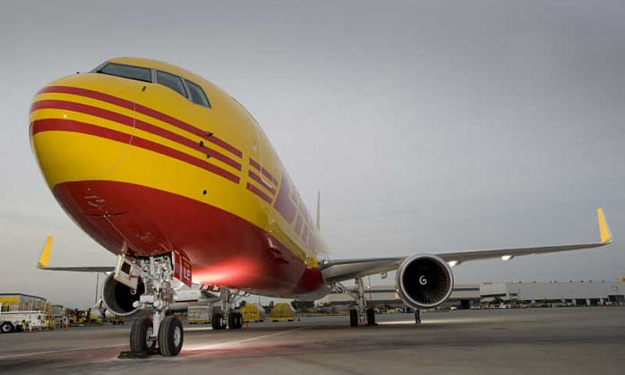 DHL EXPRESS Bags  Best Middle East Employer Award