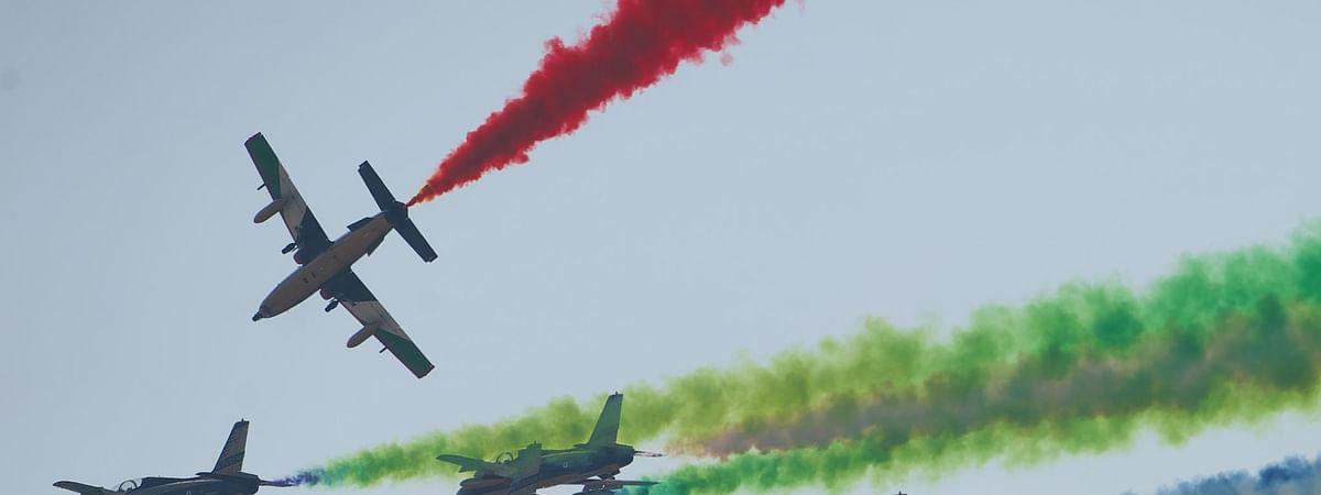 Bahrain International Air Show Sees Big UAE Participation
