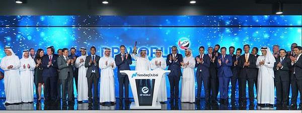 DPW Chief Opens Nasdaq Dubai in $3 Billion Celebration