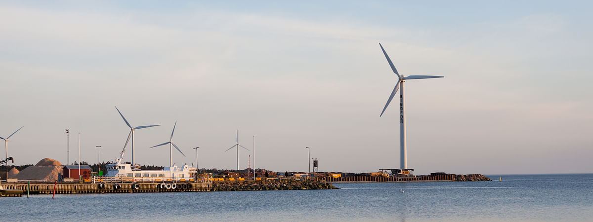 Five Leading Port Groups Promote Sustainability