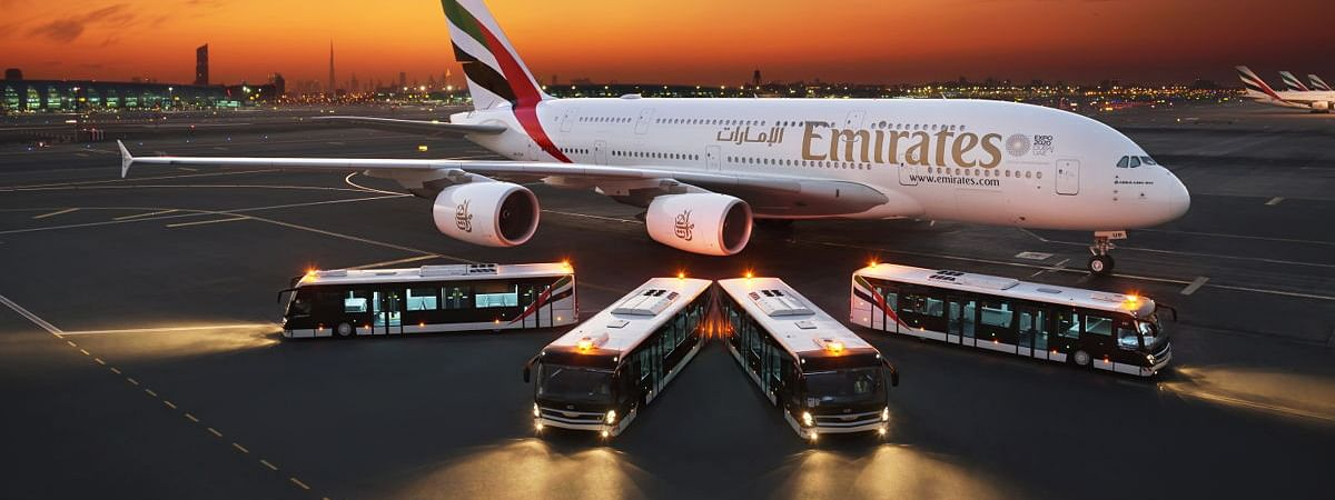 Emirates Invests in New Buses to Enhance Passenger Comfort