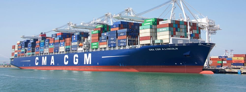 CMA CGM Scoops Singapore Award