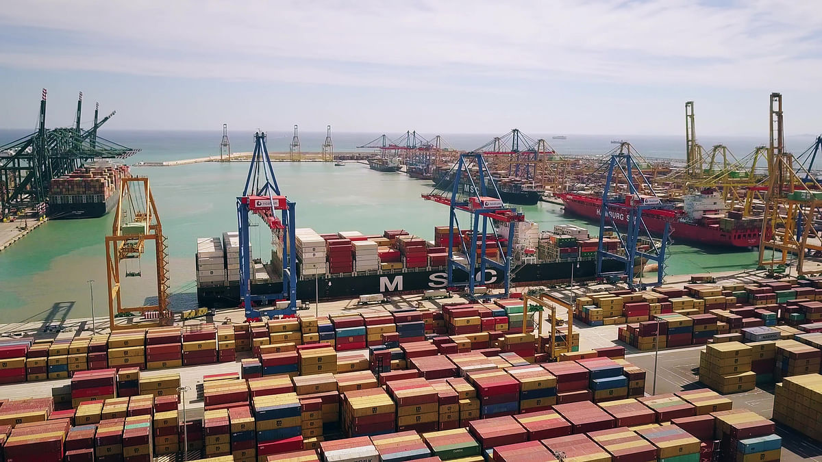 MSC, Traxens to Pilot IoT Network at Port of Valencia