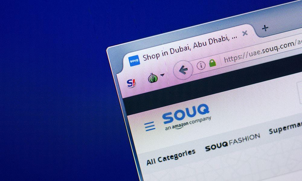 Souq Opens Huge Dubai Facility