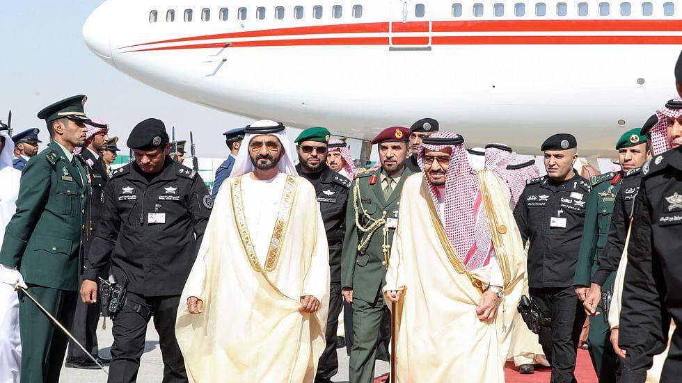 Sheikh Mohammed Attends GCC Summit