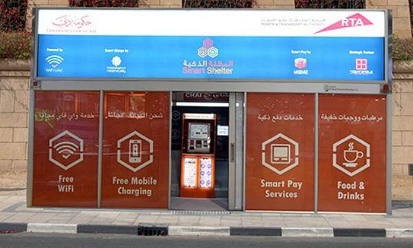 Dubai RTA to Trial Solar-Powered Bus Shelters