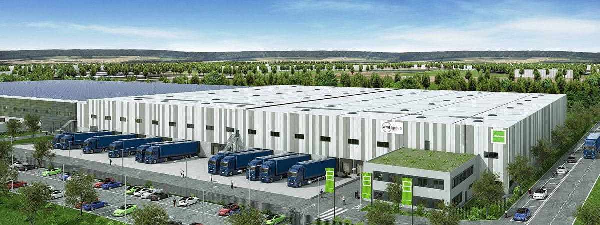 Goodman Develops Logistics Facility for K+N in Germany