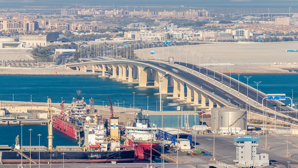 TMEIC to Automate Phase II at Khalifa Port
