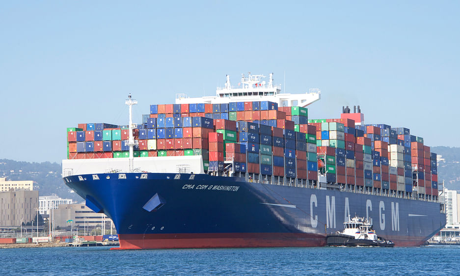 CMA CGM Takes Big Digital Step