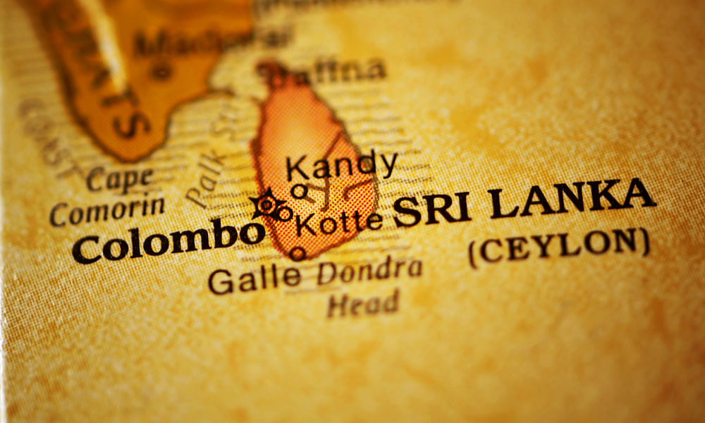 China & Sri Lanka Sign New Port Deal
