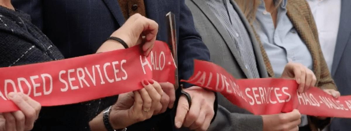 Watch: DPW London Gateway Launches 'Halo'