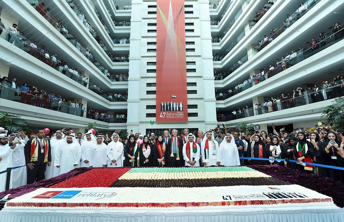 Celebrations of the Day of HH Sheikh Zayed