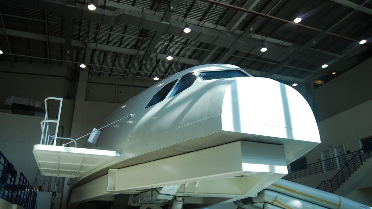 Etihad Offers Gulf Air Pilots  Simulator Training