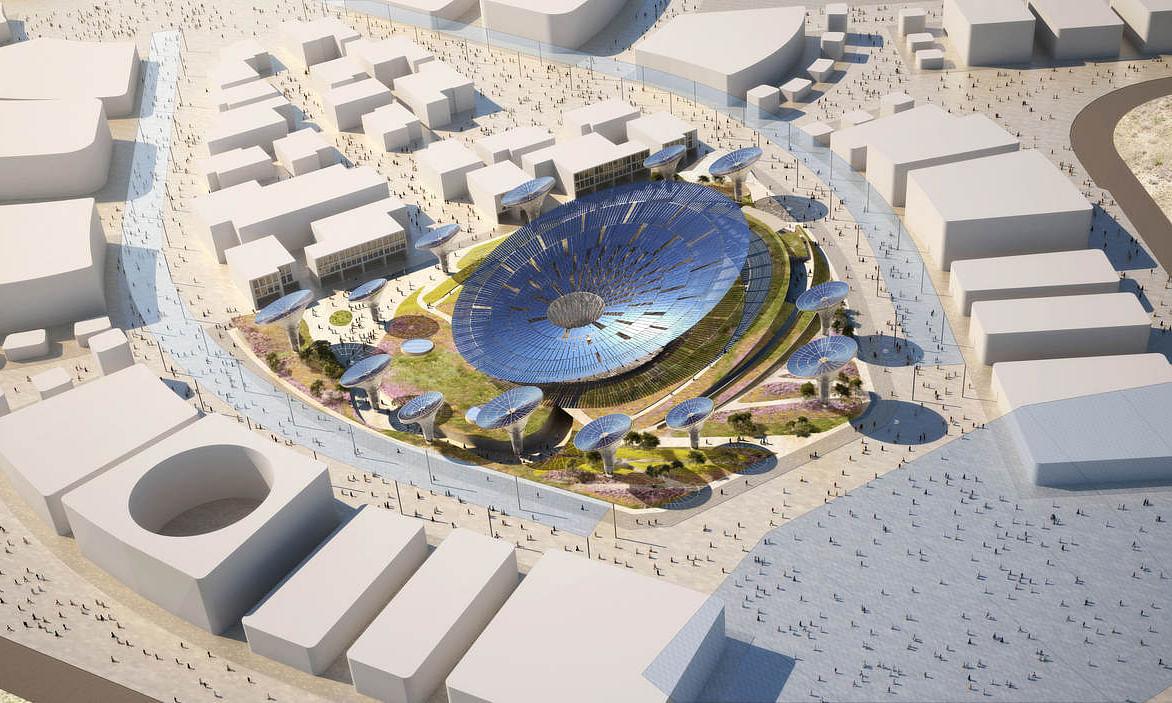 Netherlands Reveals Futuristic Expo 2020 Pavilion