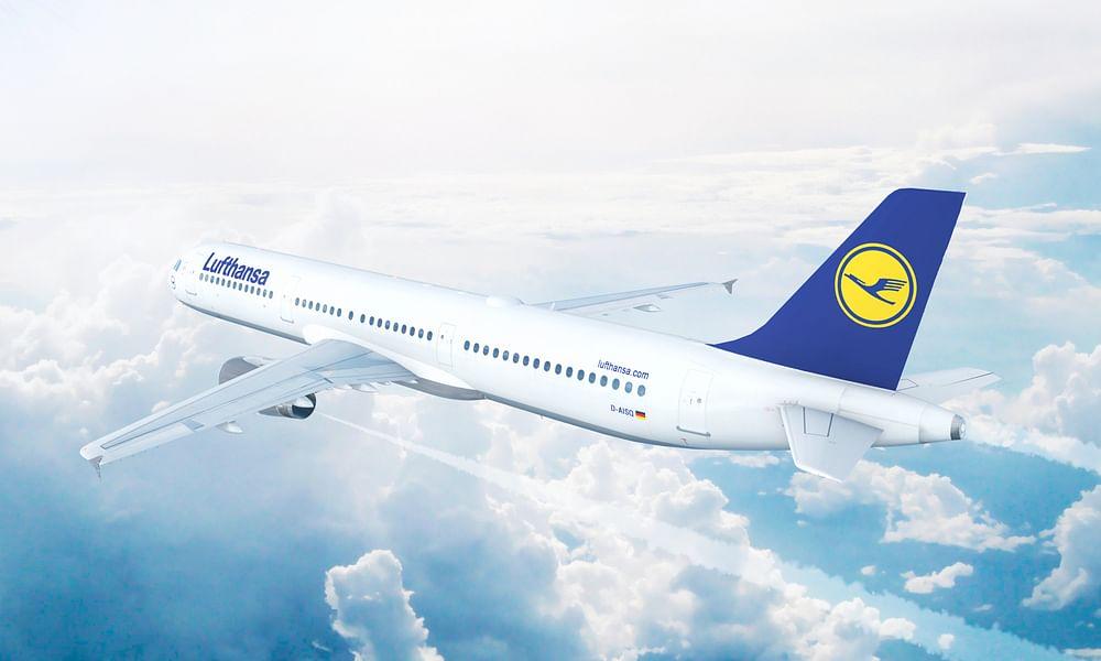 Lufthansa Hit 10.6 Million Passengers in November