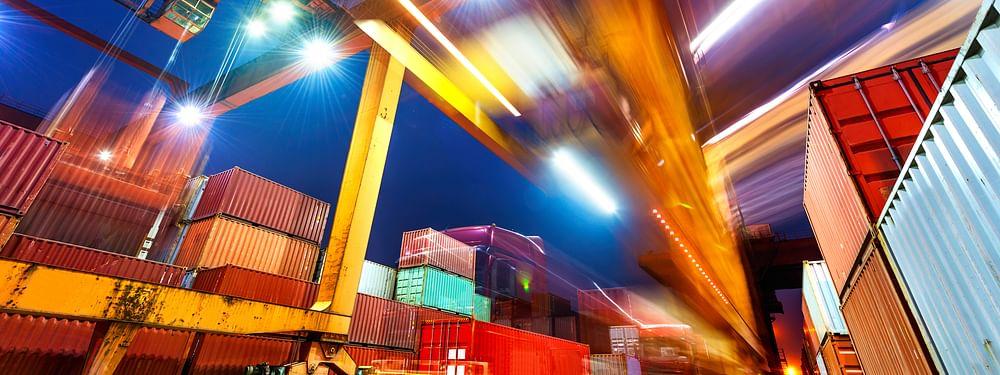 Giant New Cosco Terminal Opens at Khalifa Port
