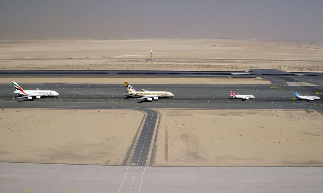 UAE Carriers to Celebrate 47th National Day and Year of Zayed