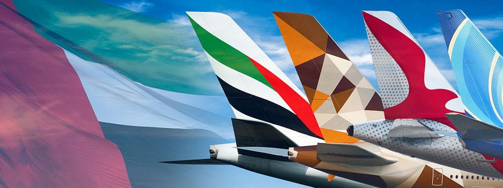 Watch: Emirates & Etihad Unite on UAE National Day