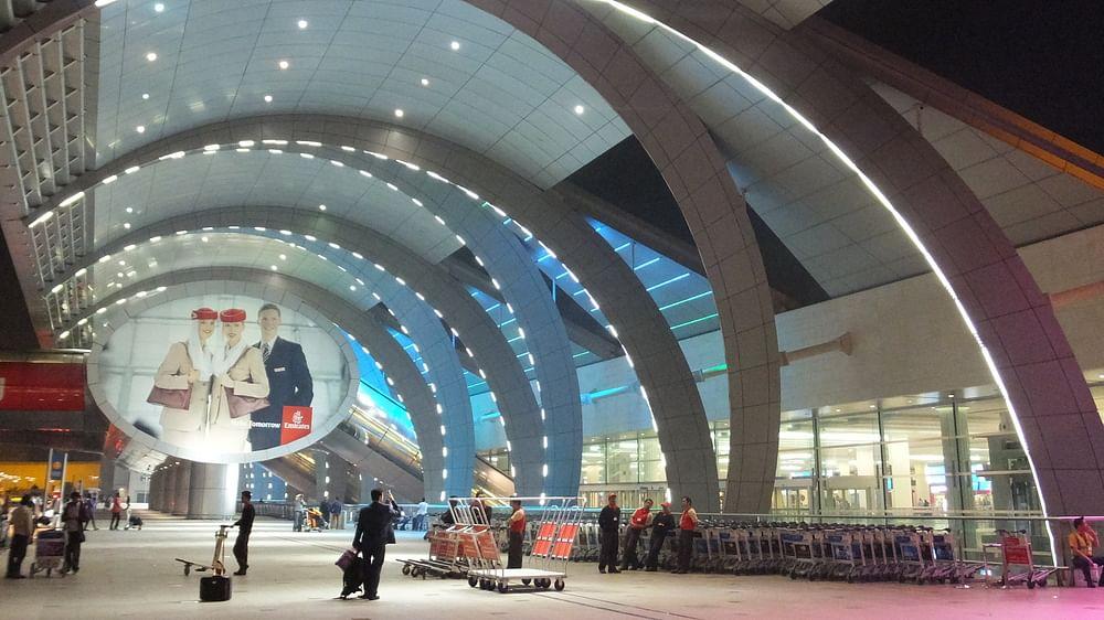 Dubai Airport's Passenger Levels Rise 2.1%
