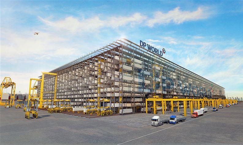 DP World Reveals Revolutionary New Terminal Design