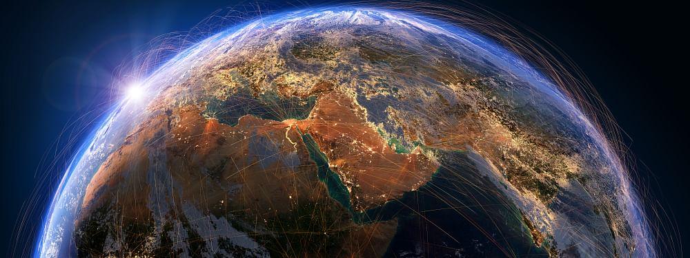 DP World Creates Middle East Trade Corridor
