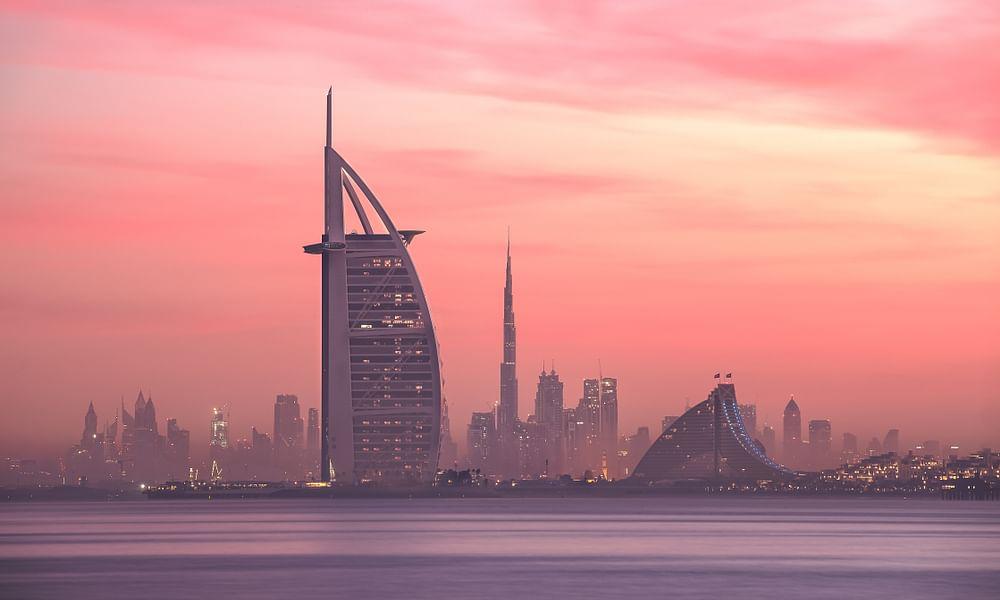 Dubai Plans Huge Infrastructure Spend