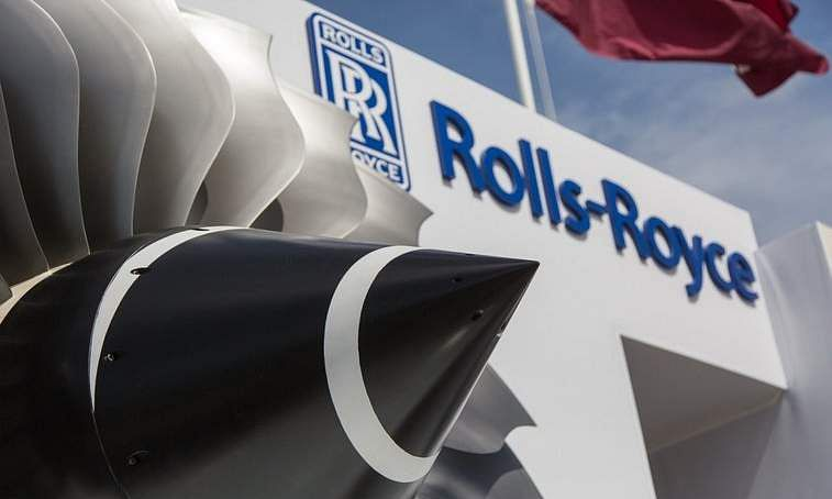 Rolls-Royce Chooses SITAONAIR e-Aircraft DataHub