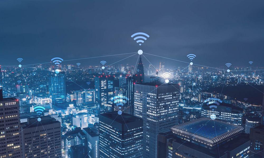 Dubai Smart City Taking Shape