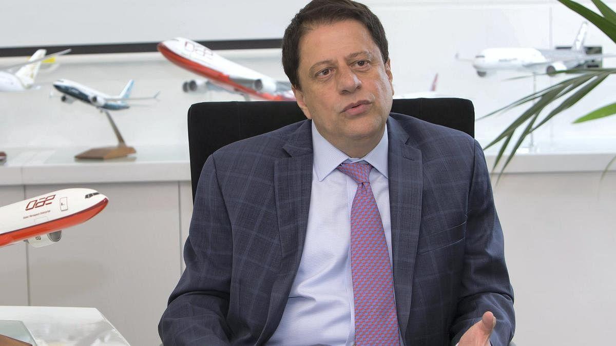 Firoz Tarapore, CEO of DAE