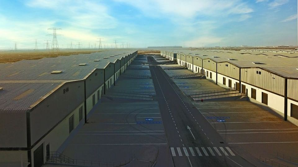 Construction Begins on First Tyre Plant in the UAE