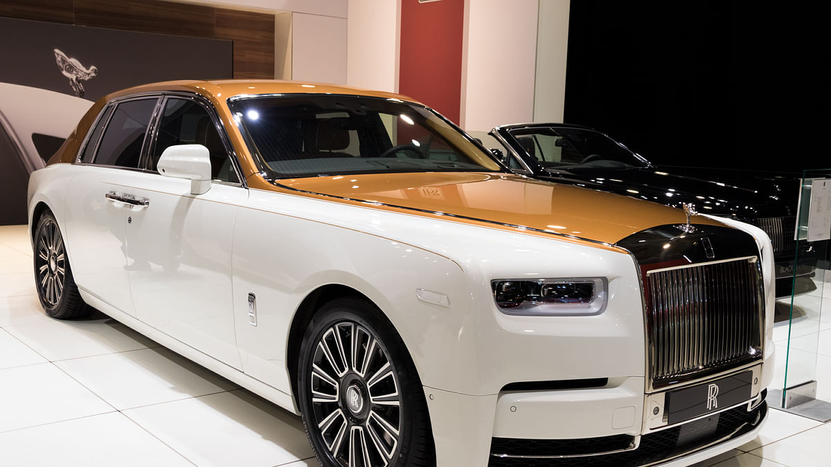 Rolls Royce Achieves Historic Car Sales Record