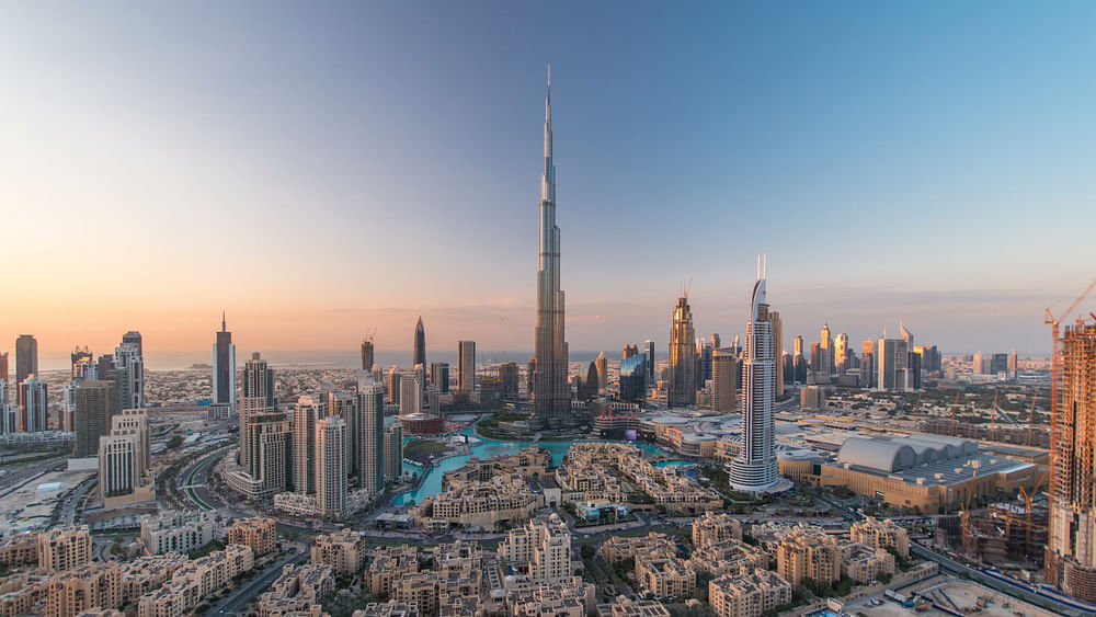 Smart Dubai & Arup Unite for New Dubai Vision