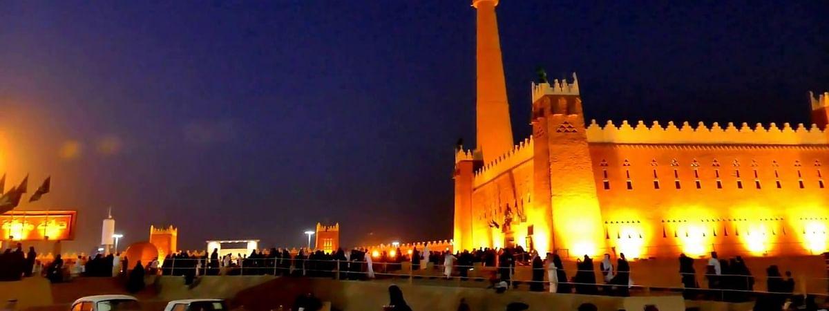 Saudia Cargo Carries Equipment for Janadriyah Festival