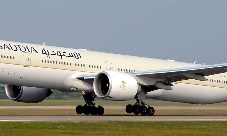 Saudia to be Main Sponsor for Saudi International Airshow