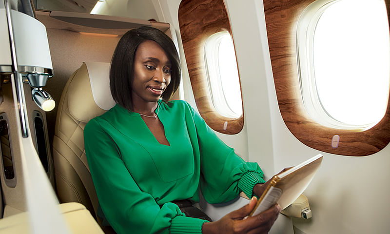 Emirates Sweep  2018 Business Traveller Africa Awards